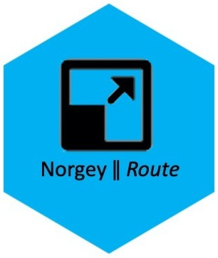 Norgey | Route