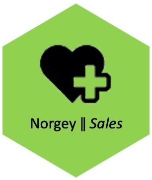 Norgey | Sales